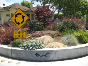 traffic circle 1