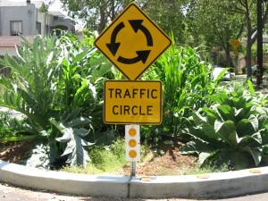 traffic circle 2