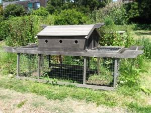 chicken mobile fertilizer